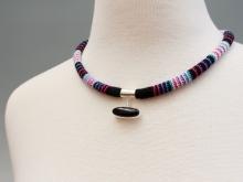 Miniature Crochet Necklaces